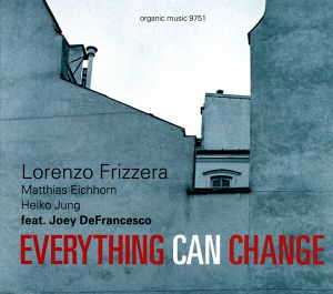Lorenzo Frizzera  CD Cover