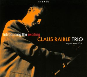 Claus Raible CD Cover
