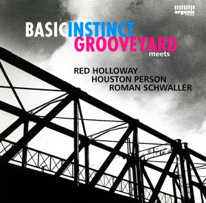 Grooveyard CD Cover