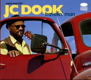 JC Dook-Cover CD Cover