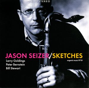 Jason Seizer-Cover CD Cover