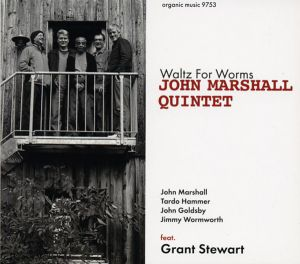 John Marshall CD Cover