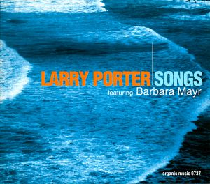 Larry Porter CD Cover