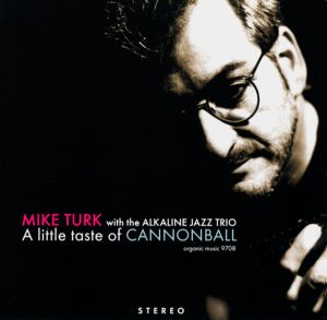 Mike Turk CD Cover